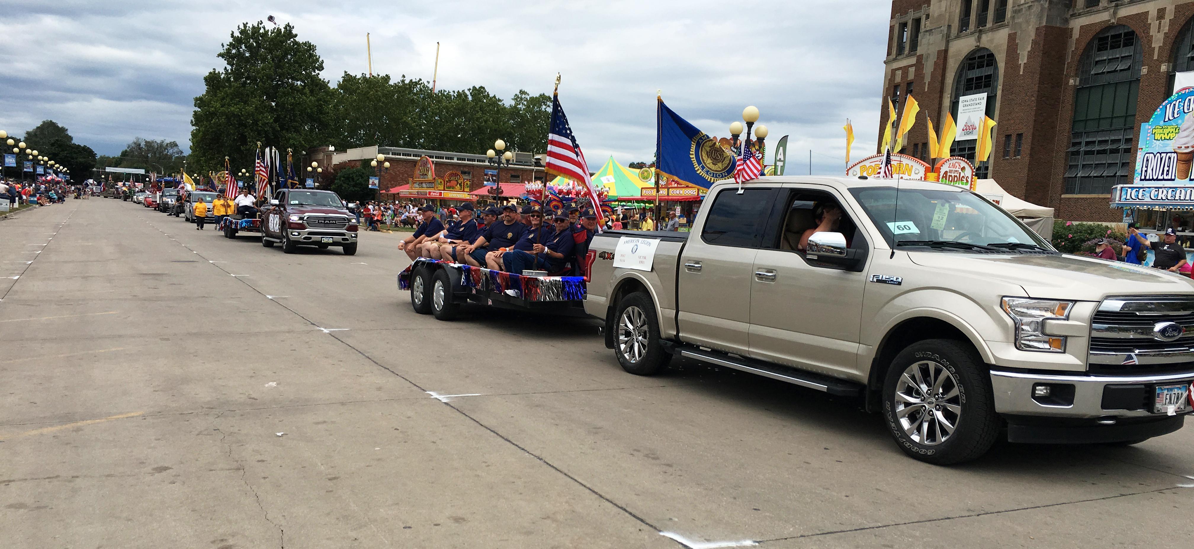 Walk for Veterans - The American Legion of Iowa